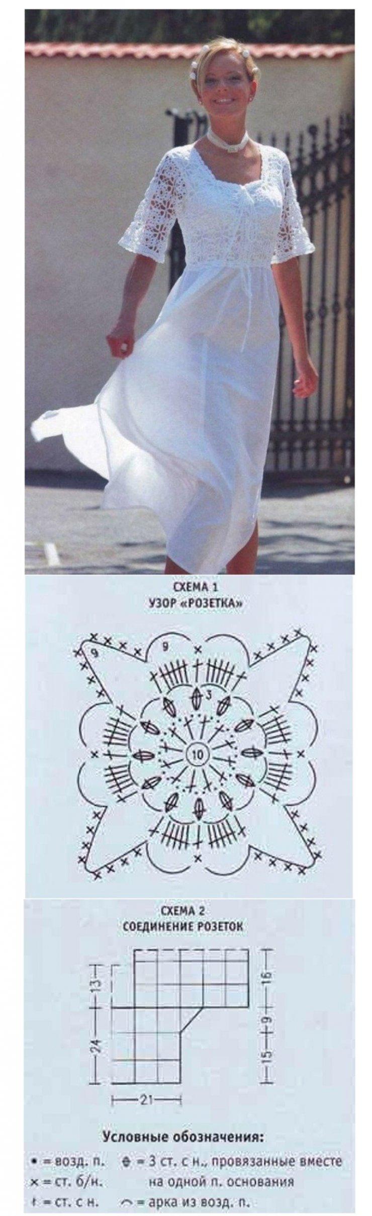 Вязание и ткань схемы и фото