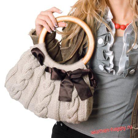 Модные вязаные вещи своими руками
