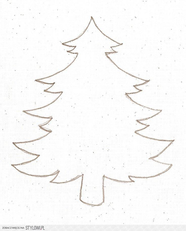 Christmas Tree Temptlate | New Calendar Template Site