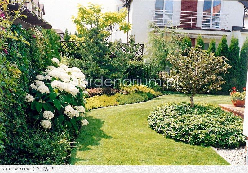 Małe ogrody przydomowe