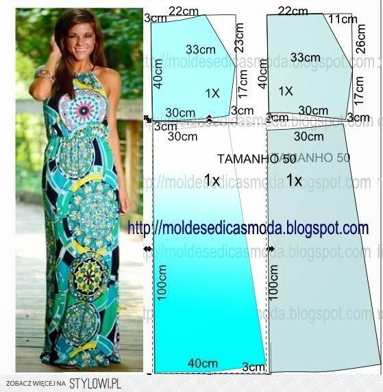 Пошив сарафана платья своими руками