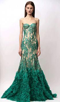 Ulyana Sergeenko Designs piekne sukienki na Sty...