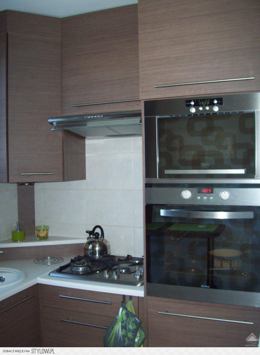 mała kuchnia w bloku  Kuchnia  Wasze Wnętrza Leroy Me   # Wnetrza Leroy Merlin Kuchnia