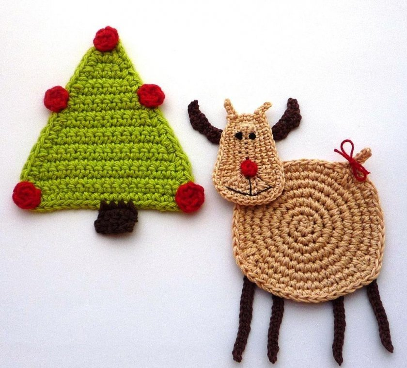 Google Crochet Patterns : christmas crochet patterns - Szukaj w Google na Stylowi.pl