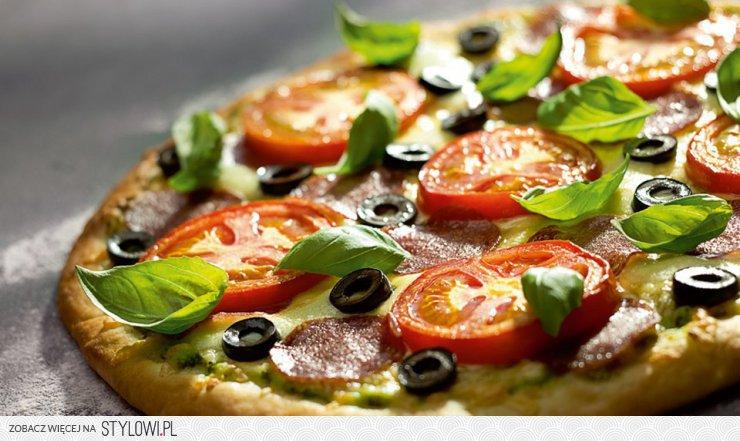 Pizza Xxl Kuchnia Lidla Na Stylowipl