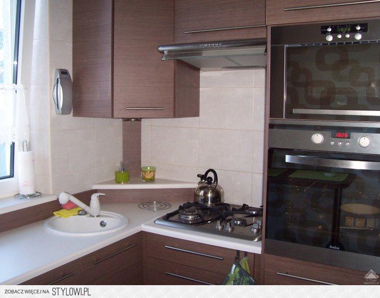 Mała Kuchnia W Bloku Kuchnia Wasze Wnętrza Leroy Me Na