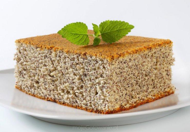 Ciasto Makowe Ucierane Mojegotowanie Pl Wigilia I Na Stylowi Pl
