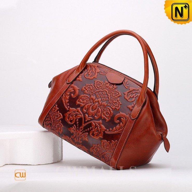 9616e8b674 CWMALLS Vintage Leather Handbag CW251173 na Stylowi.pl