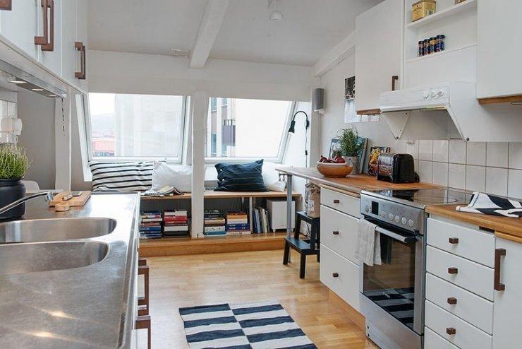 Siedzisko Pod Oknem W Kuchni Na Stylowipl