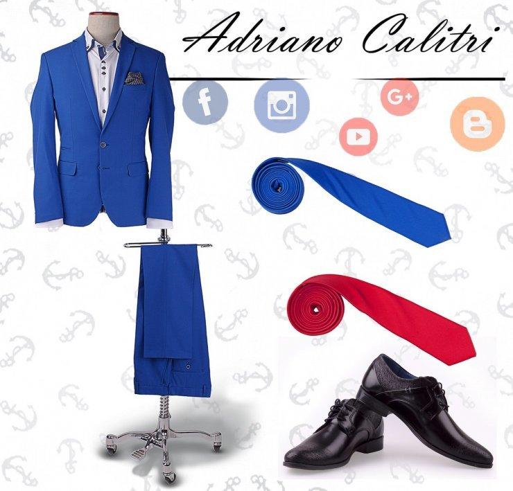 b0d4bd56 Piękny stylowy garnitur, Paolo chaber. Z tym garniturem… na Stylowi.pl