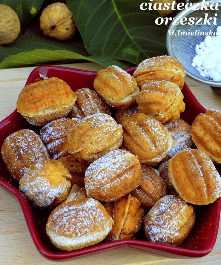 Domowa Cukierenka Domowa Kuchnia Ciasteczka Orzeszki Na Stylowi Pl