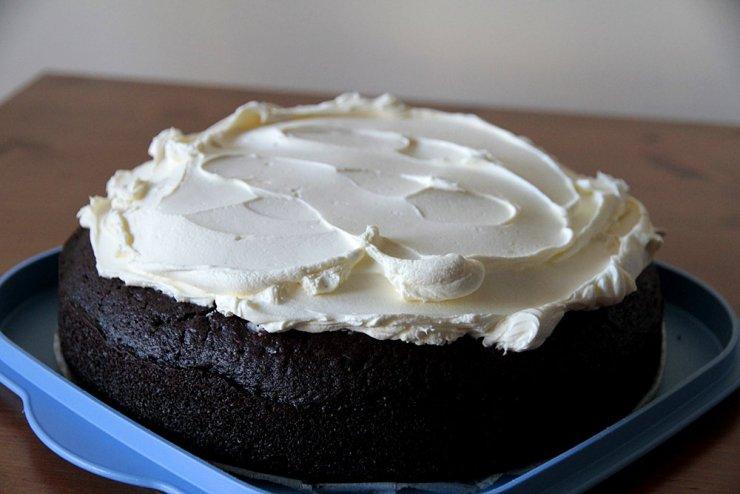 Ciasto Czekoladowe Z Guinnessem Wg Nigelli Lawson Skla Na Stylowi Pl