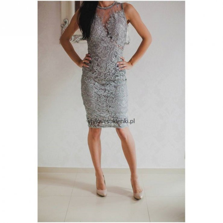 15ef379bbd Moda damska. Sukienki Koronkowe