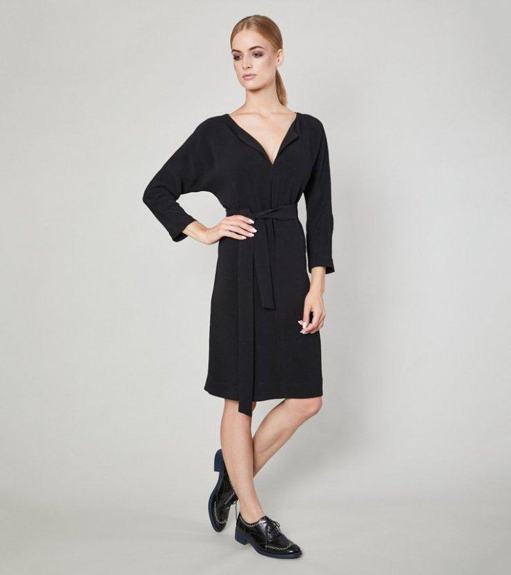 67b6f42d97 Sukienki i tuniki. pornografia  przemoc  spam  naruszenie praw autorskich   inne. X. Click Fashion Sukienka Sidan Black