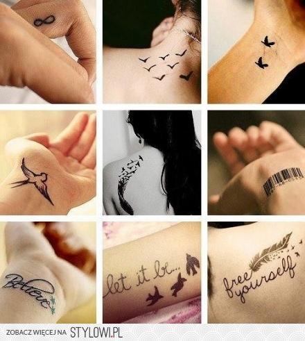 Piękny Tatuaż Na Przedramieniu Na Stylowipl