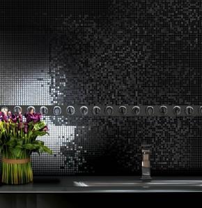 Czarna Mozaika Na Stylowipl