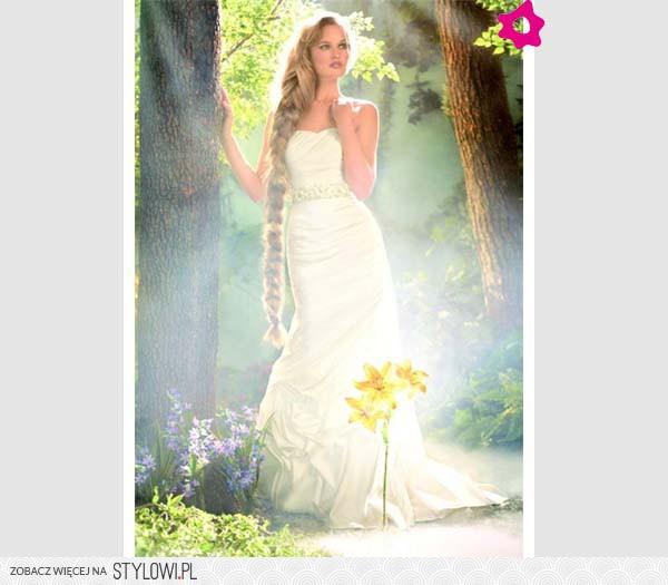 Suknia ślubna Roszpunki Na Stylowipl