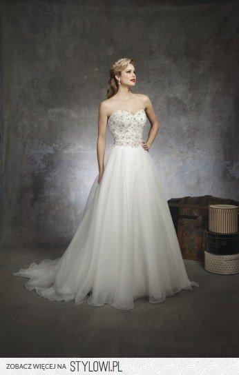 Suknie ślubne Justin Alexander Model 8670 Kolek Na Stylowipl