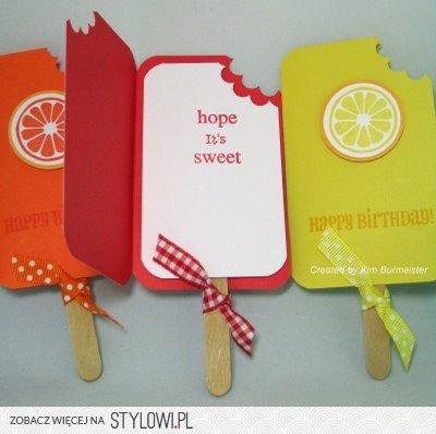 Pomysł Na Zaproszenie Urodzinowe Na Stylowipl