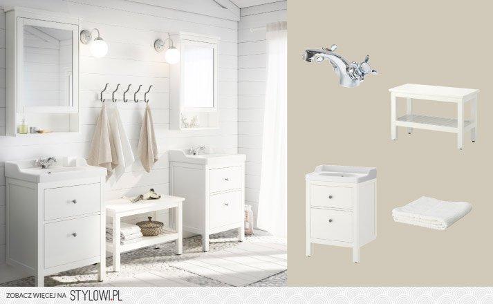 Meble łazienkowe I Pomysły Ikea Na Stylowipl