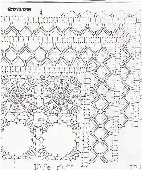 Obrusy Wzory Szydełkowe Sanhe1 Chomikujpl Stron Na Stylowipl