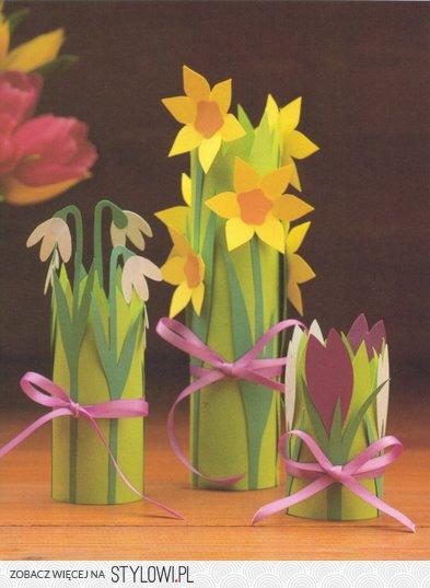 Kwiaty Wiosenne Dekoracja Wiosenna Monia22235 Cho Na Stylowipl