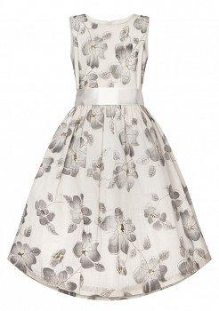 44b479cf8e SUKIENKA W KWIATY - Buy4Kids - sukienki dla dziewczynek na Stylowi.pl