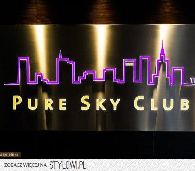 Pure Sky Club Wesele W Chmurach Sale Weselne Warsza Na Stylowipl