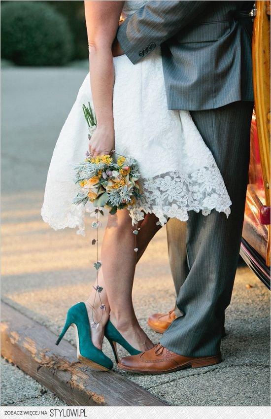 fd68a241 Kolorowe buty ślubne | Pretty Day na Stylowi.pl