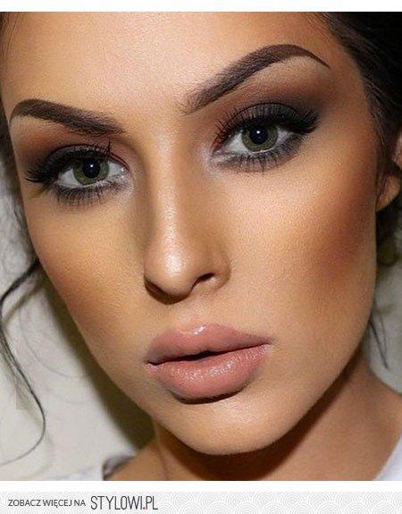 Makijaże Na Wesele Dla Zielonych Oczu Na Stylowipl