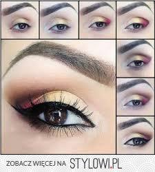 Delikatny Makijaż Dzienny Oczu Przepięknie Się Prezent Na Stylowipl