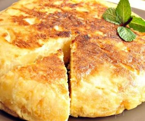 Hiszpanska Tortilla Moje Gotowanie Przepisy Obiad Na Stylowi Pl