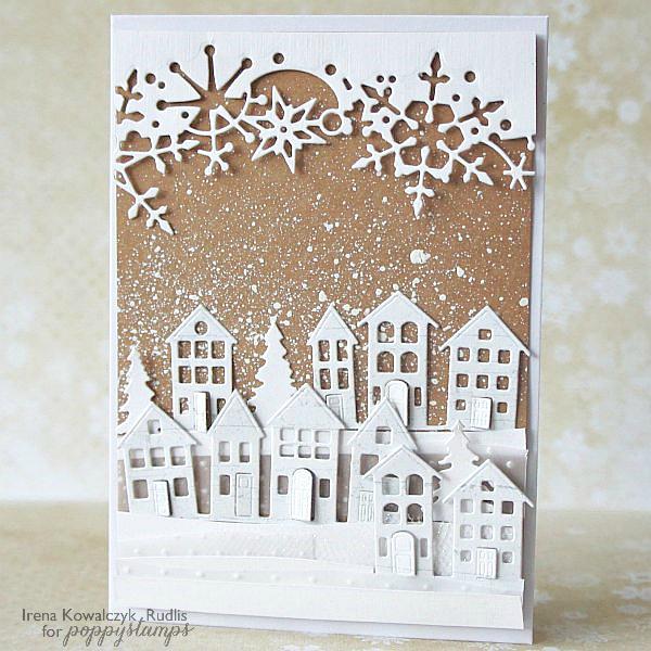 Domki Boże Narodzenie Zima Na Stylowipl