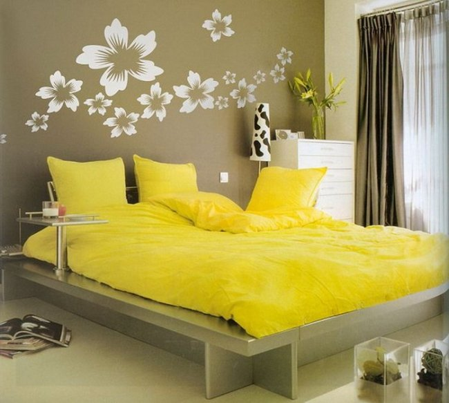 żółta Sypialnia Szukaj W Google Na Stylowipl