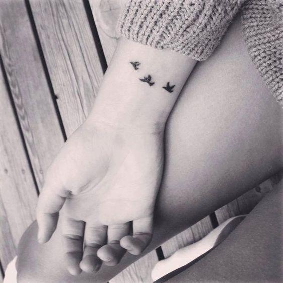 Drobne Tatuaże Które Wyglądają Cudnie Stylowe Na Stylowipl