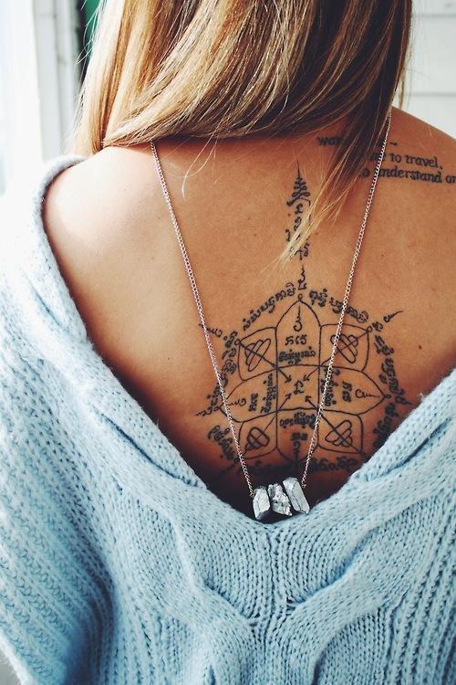 Katalog Tatuaży Duża Galeria Kobiecych Wzorów Na Stylowipl