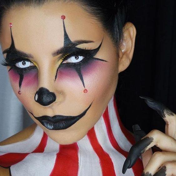 Halloween 2016 Inspirujemy Niesamowitymi Makijażami Na Na Stylowipl