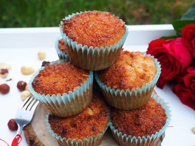 Fit Muffinki Jablkowe Z Orzechami Kuchnia Magdaleny Na Stylowi Pl