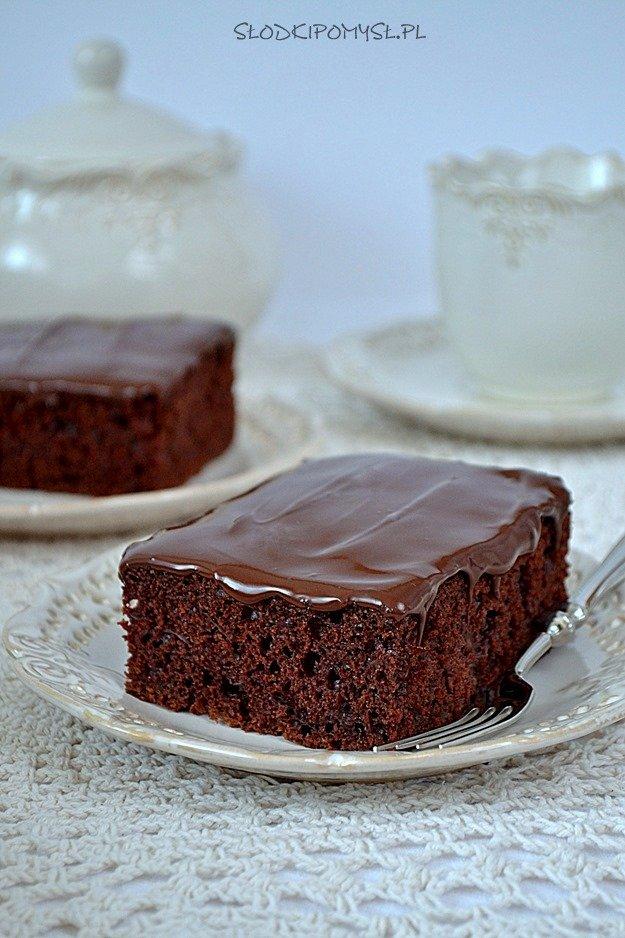 Ciasta Dla Dzieci Czekoladowe Ciasto Z Cukinia Czekola Na Stylowi Pl