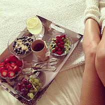 śniadanie Do łóżka Na Stylowipl