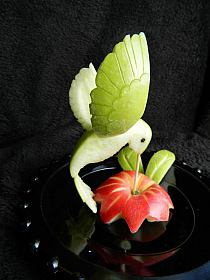 Dekoracje Z Warzyw I Owoców Na Stylowipl