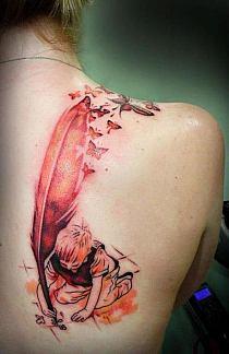 Tatuaż Polinezyjski Na Stylowipl