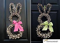 Dekoracje I Ozdoby Wielkanocne Ręcznie Wykonane Taki Na Stylowipl
