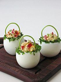 Wielkanoc Dekoracja Potraw I Słodkości Na Stylowipl