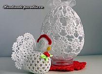 Wielkanoc Ozdoby Szydełko Na Stylowipl