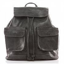 865ad26b84b5e Dodaj do swojej kolekcji Edytuj Lubię to Ustaw jako okładkę kolekcji  Komentuj · Otwórz. Plecak damski skórzany czarny vintage BELVEDER