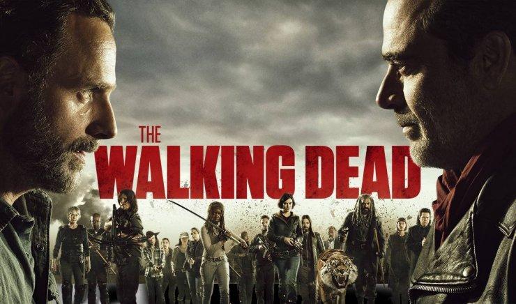 the walking dead season 8 for free