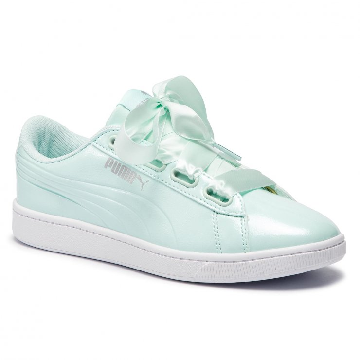 Sneakersy PUMA Vikky v2 Ribbon P 369727 04 Fair Aqua… na