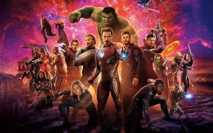 Avengers Wojna Bez Granic 2018 Oglądaj Cały Film O Na Stylowi Pl
