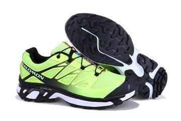 Black Salomon XT Hornet Trail Running Mens Running Shoes